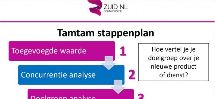 Vraag het gratis Tamtam stappenplan aan